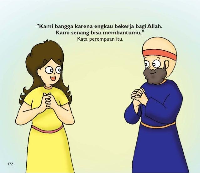 Niaaamian beartemiu Allah.   2 Raja-Raja 5 I  l&  /   S Naaman adalah seonangskomapdan tentara l _  Dia adalah sedrangmmju...