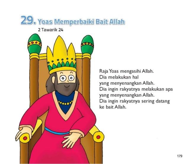 """180           Bait Allah tidak dalam bentuk bagus.   Orang-orang tidak menjaga baitAllah dengan baik.   """"Aku harus memperb..."""