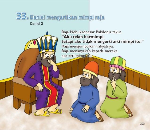 """""""llrtiknh mpiku, """" kata raja.  """"Baaia kami dapat  mengetauimimpimu? """"  ; kata orang-orangçitu.  Raja tidakl? :""""`suka**s"""";1..."""
