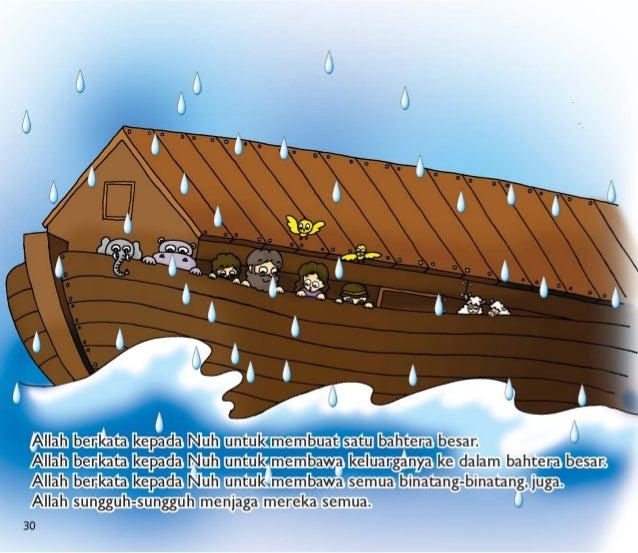 5653H ll [MEE] untuk membawa keluarganya Ib dalam bahtera u ntu k& mle m bla  mm binçanglf-Abinatariduga-  Allahgungguh-su...
