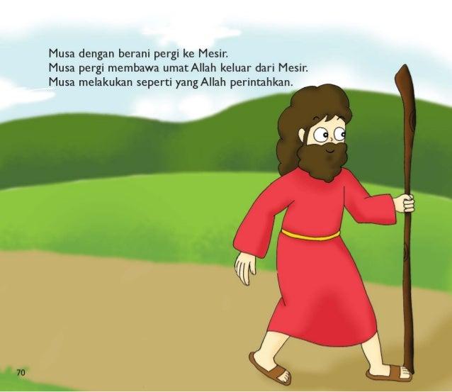 """;x  'I 'll  Raia berkata,  """"Tidlalcl""""  Keluaran 5-12  fs        IWWEMMI ,   ,  q """"Biarkan umat Allah pergi! """",  ' kata Mus..."""