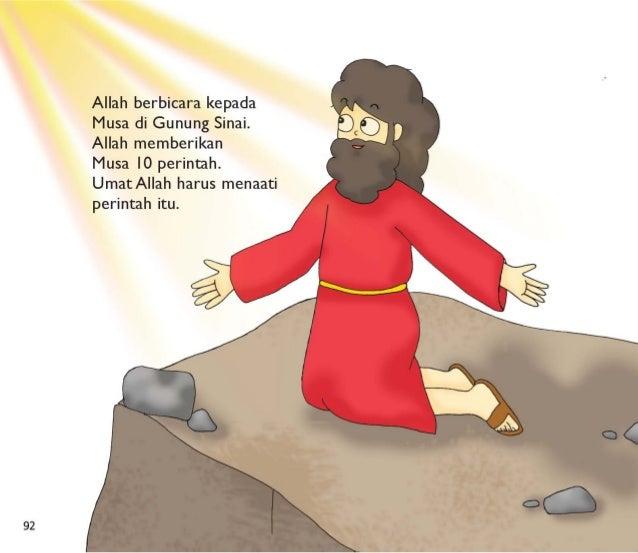Sepuluh Perintah  | .A| |ah adalah satu-satunya Allah yang benar.   2.jangan membuat patung dan menyembah mereka.  3.janga...