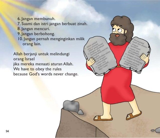 "I?  . 'y'  P I F;  y.  q -a 4,""    .  fañsigs;  Le nn    13:;  a  a Keluaran 32  , /""`Mh*   Musa bertanya kepada orang Isr..."