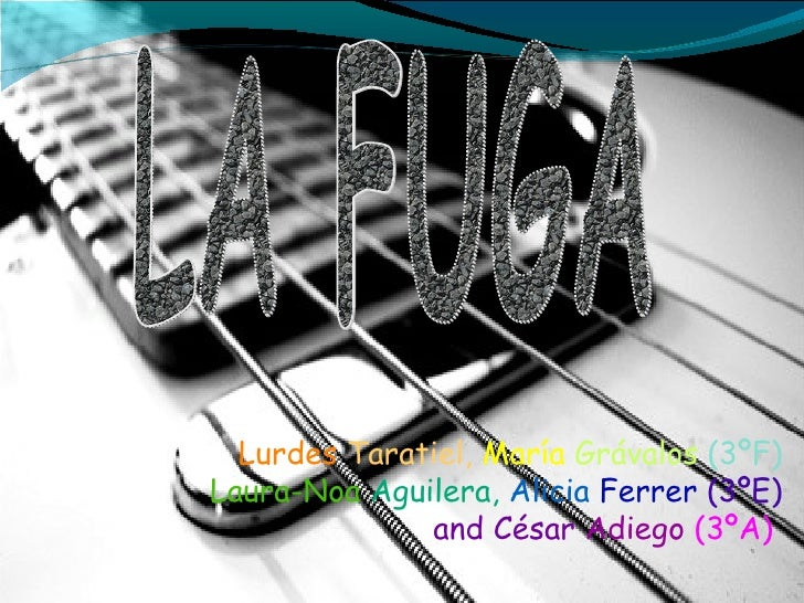 Lurdes  Taratiel,   Mar ía   Grávalos  (3ºF)  Laura-Noa   Aguilera,   Alicia  Ferrer  (3ºE)   and César   Adiego   (3ºA)  ...
