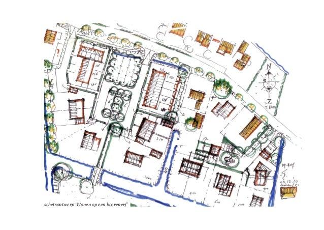 Beeldkwaliteitplan Wonen op een boerenerf, Waardhuizen Slide 3