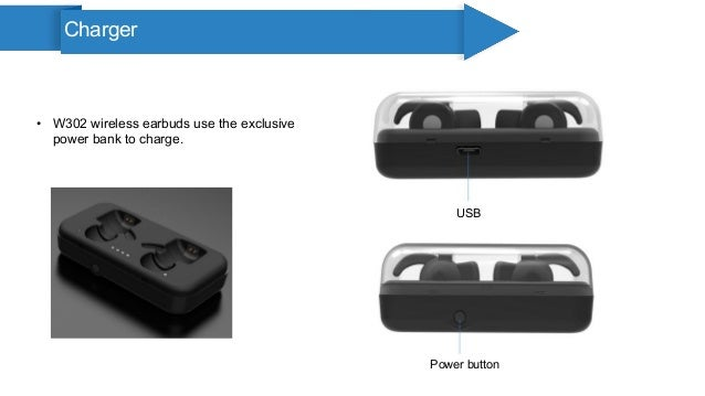 Wonstart W302 Mini Truly Wireless Earbuds slideshare - 웹