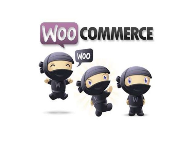 Woo Commerce WooCommerce is an open source e-commerce plug-in for wordPress. It is designed for small to large-sized onlin...