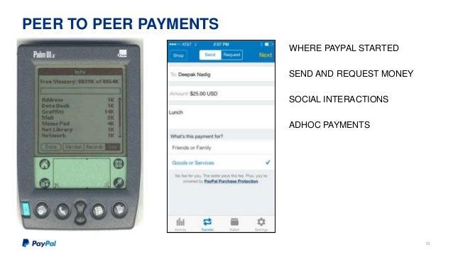 Palm / Paypal
