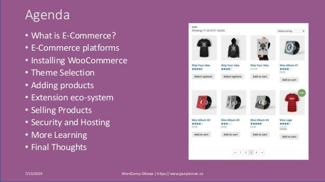 WooCommerce Fundamentals Slide 3