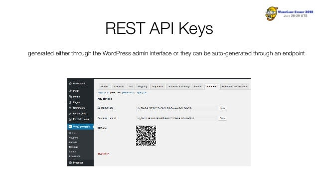 WooCommerce REST API Integration