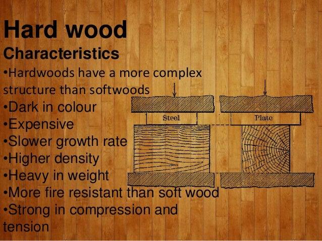 Hardwood Physical Properties