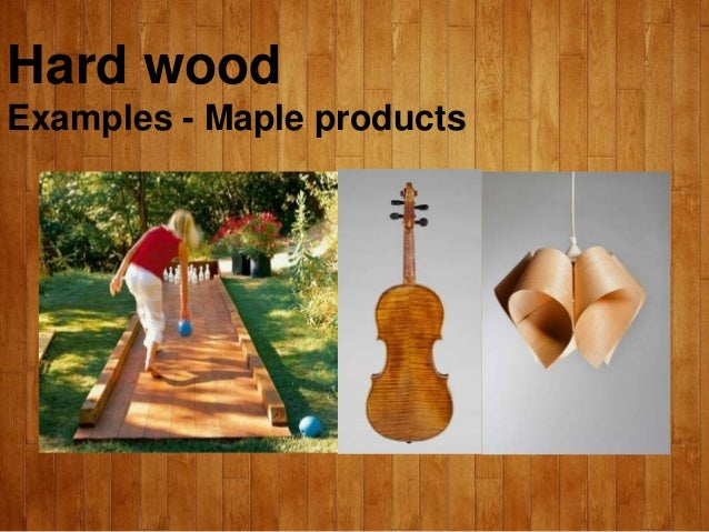 Hardwood Vs Softwood Products Products ~ Wood