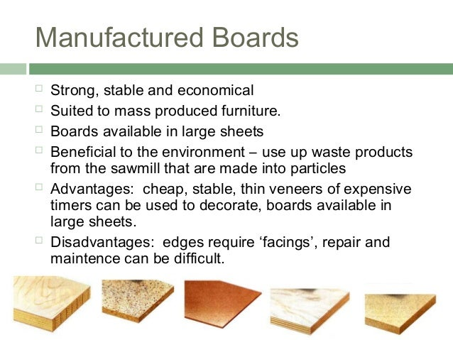 Block Board Advantages And Disadvantages ~ Wood as a material