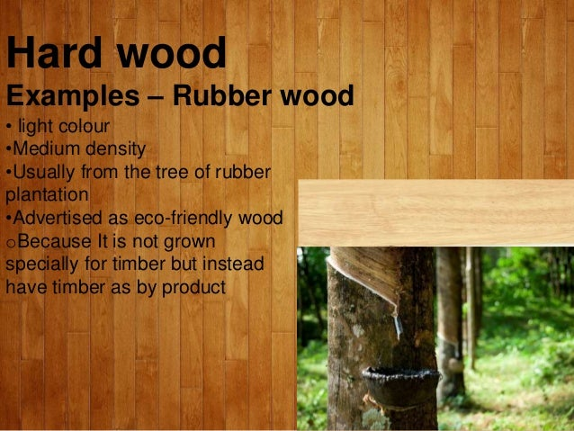 Wood And Its Types