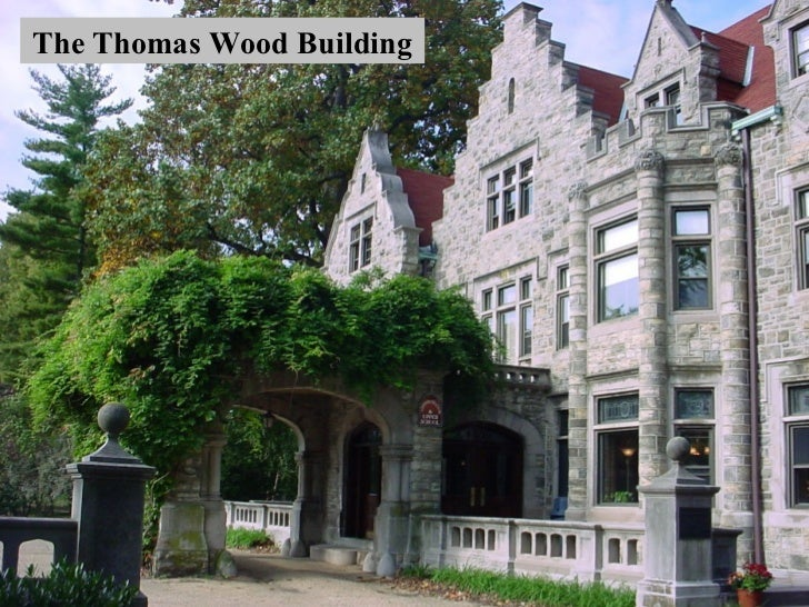 The Thomas Wood Building