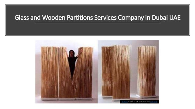 Office Wooden Partition Companies in Dubai, UAE