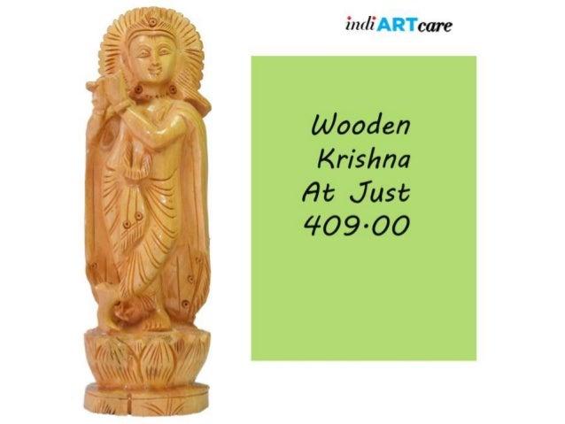 Wooden Handicrafts Online Indian Crafts Indiartcare