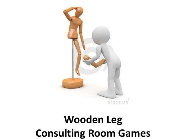 Wooden Leg Consulting Room Games