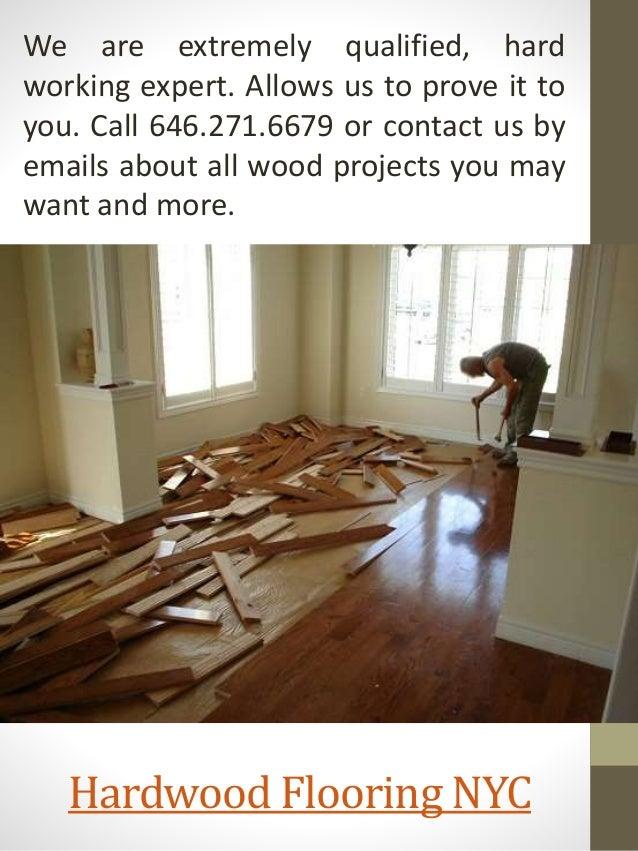 Wood Flooring Installation Ny