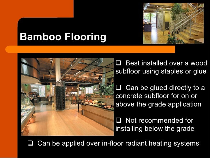 Hardwood floors for Can you change the color of bamboo flooring