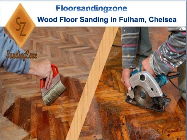 Wood Floor Sanding Fulham