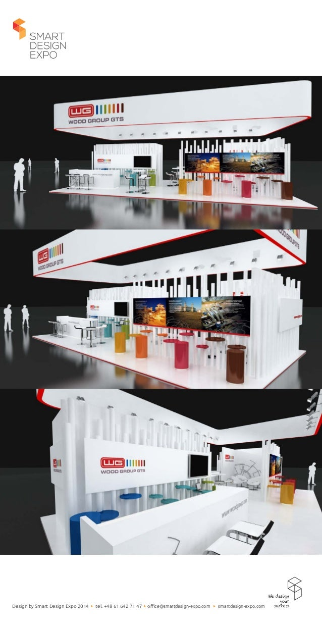 Expo Exhibition Stands Group : Project of exhibition stand for wood group