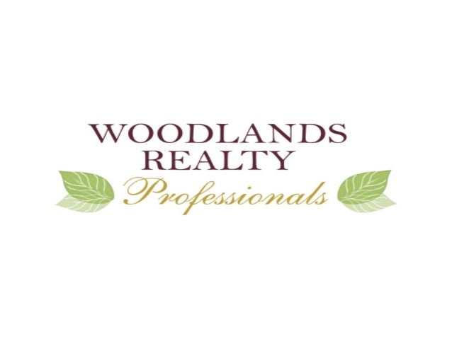 Woodlands homes for sale