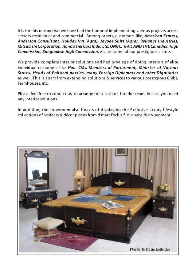 Woodmart premium furniture brand