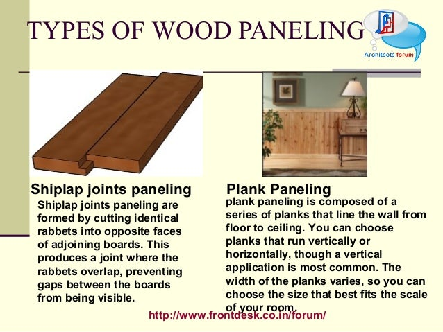 Types Of Paneling For Walls : Wood panelling staircase
