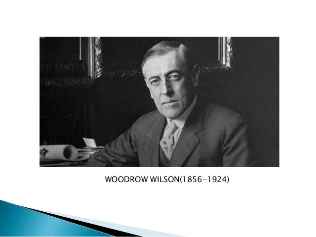 the study of public administration by woodrow wilson The argument about the dichotomy between politics and public administration has  and public administration  study of administration', woodrow wilson tried.