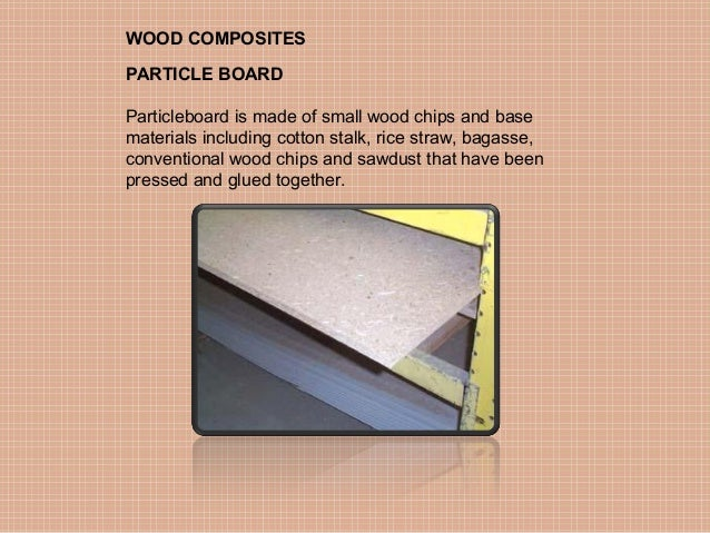 Wood used in architecture