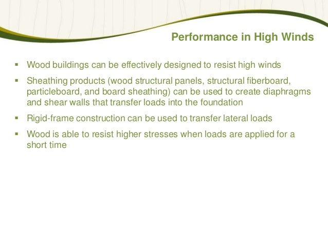 Wood scores a for schools student housing for Structural fiberboard sheathing