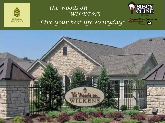 """the woods on WILKENS """"Live your best life everyday"""""""