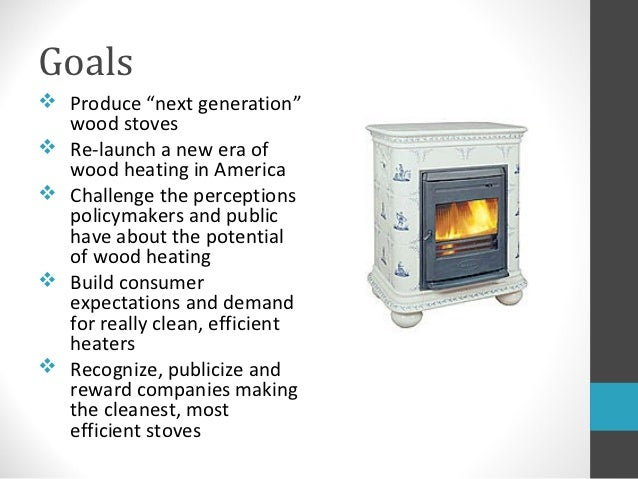 Wood Stove Design Challenge