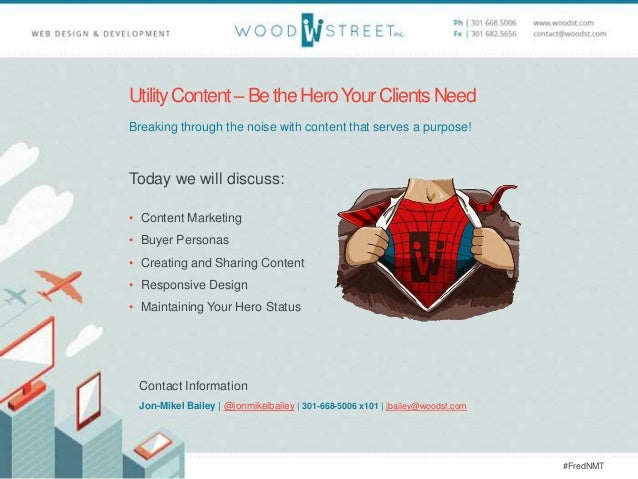 Utility Content – Be the Hero Your Clients Need Breaking through the noise with content that serves a purpose!  Today we w...