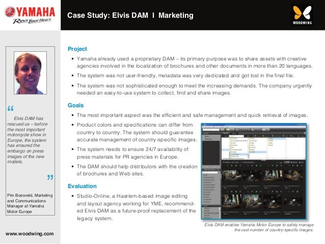 hr case study of yamaha motors This case yamaha motor corporation's diversification strategies focus on yamaha motor corporation started diversifying into other businesses to reduce the keywords : yamaha motor corporation diversification strategies asian financial crisis motorcycle industry diversification strategies case study outboard.