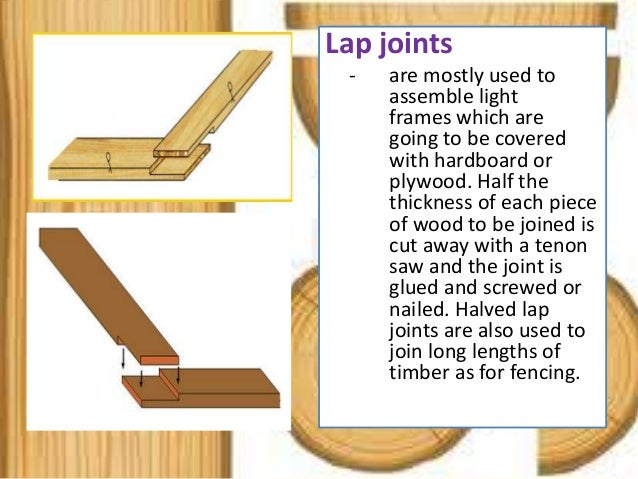 100+ [ Woodworking Joints List ] | Wood Joints Sketches ...