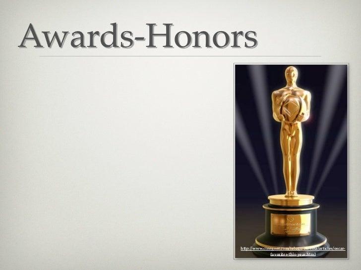 Awards Honors Cinegoer Telugu Cinema Articles Oscar Favorites This Year