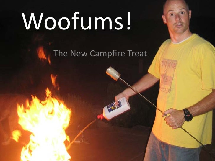 Woofums!   The New Campfire Treat