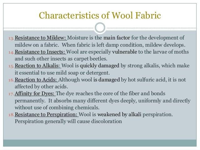 Natural Animal Fiber Wool