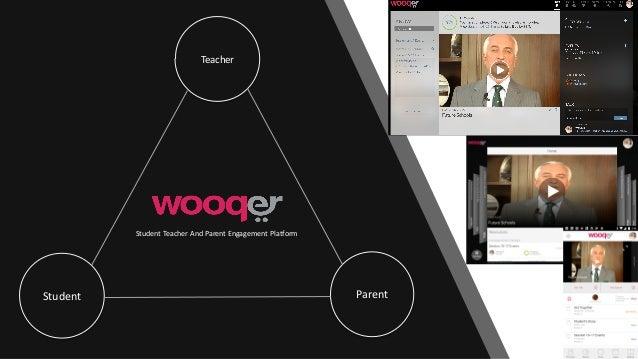 Teacher Student Parent StudentTeacherAndParentEngagementPlatform