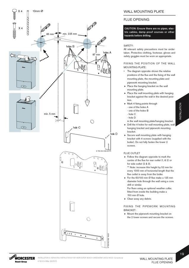 Worcester Combi Boiler Pipework Diagram - Circuit Connection Diagram •