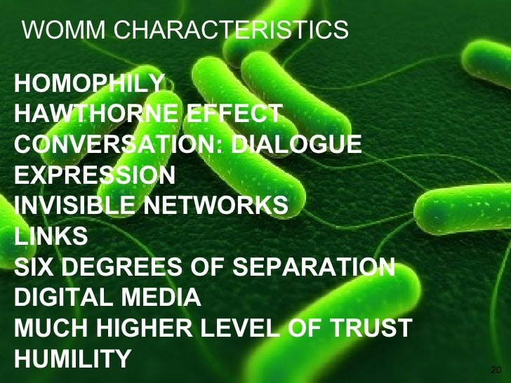 Harvard business network marketing study