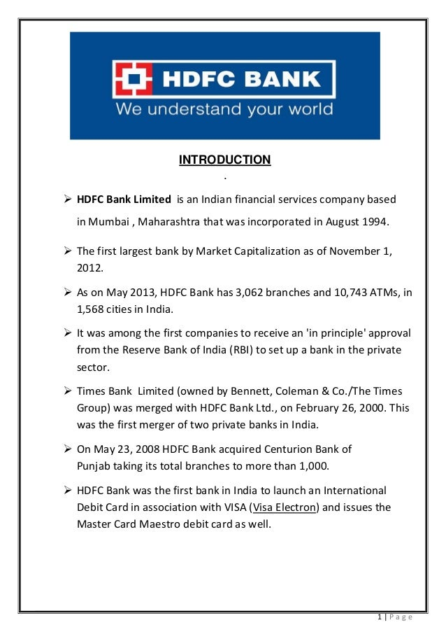 Hdfc Bank Car Loan