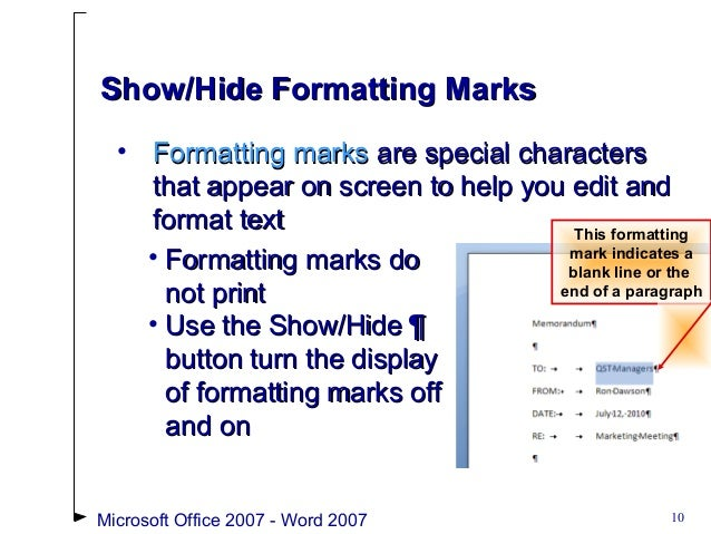 How To Draw A Blank Line In Word 2007