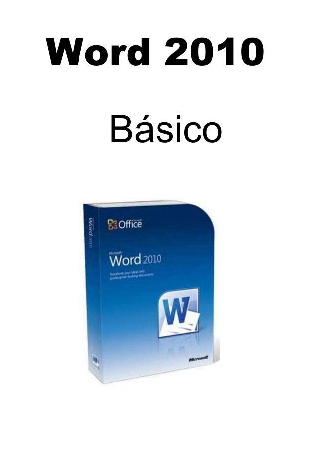 Word 2010Básico