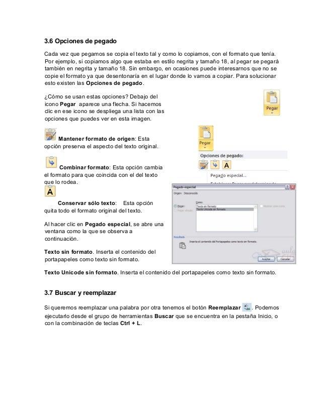 Hermosa Hacer Reanudar Texto Sin Formato Galería - Colección De ...