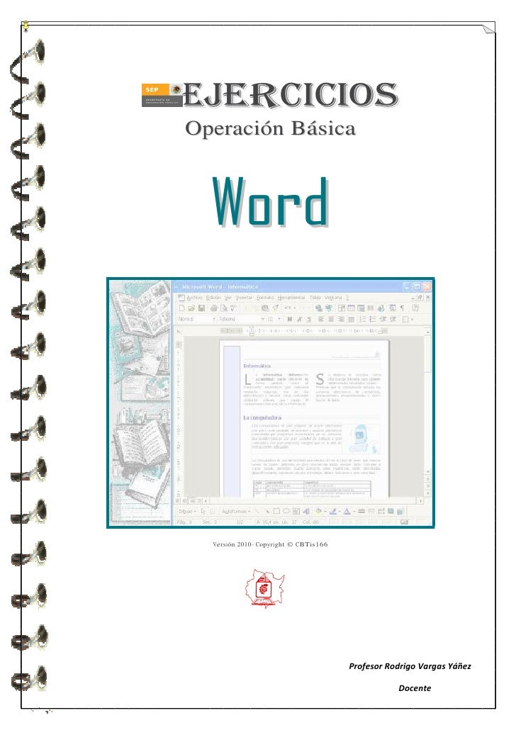 Wordbasicocompleto profesorroyvargas
