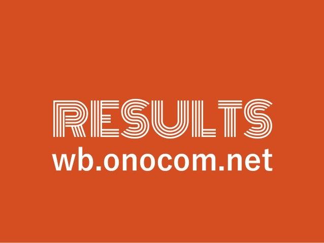 RESULTS wb.onocom.net