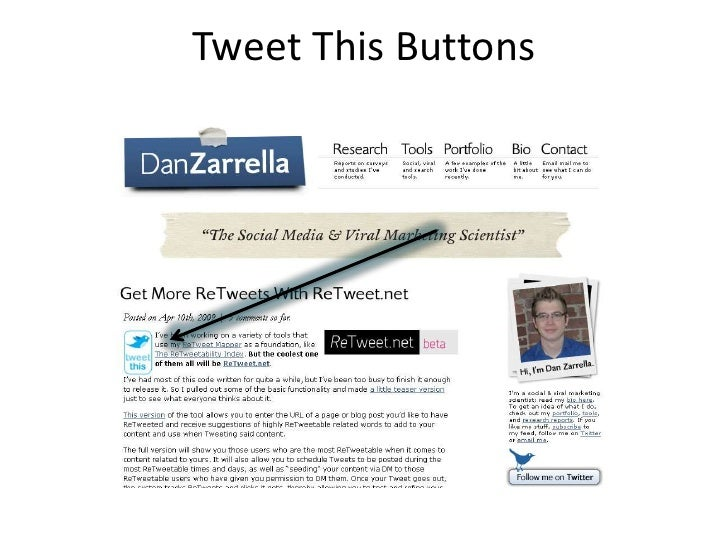 Tweet This Buttons